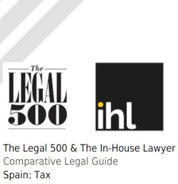 Serrano Alberca & Conde elabora la Comparative Legal Guide de Derecho Fiscal en España para The Legal 500 y The In-house Lawyer